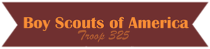 Click to go to Boy Scouts of America troop 325